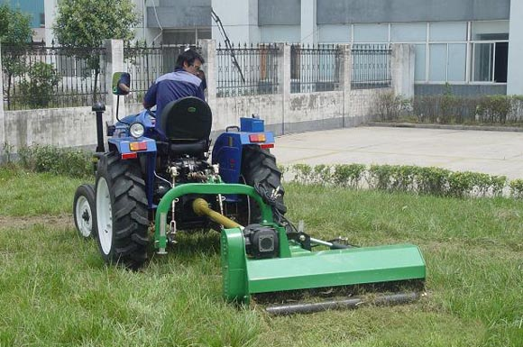Light verge flail mower AGL