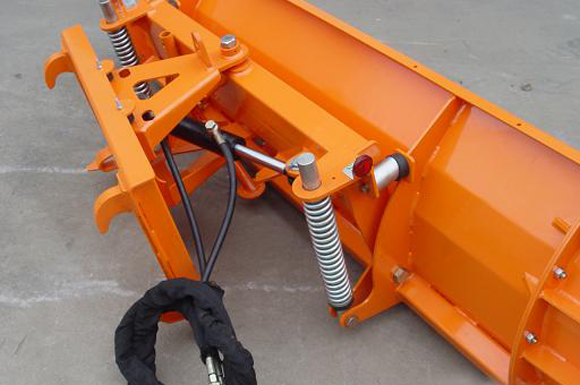 Front Loader Snow Plough SPE