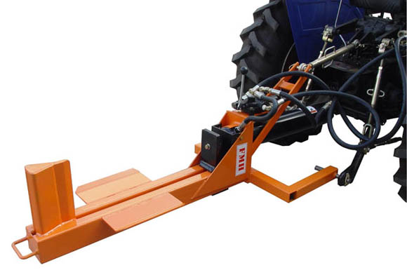 Horizontal Log Splitter WX