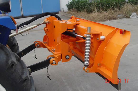 Front and Rear Snow Plough SP