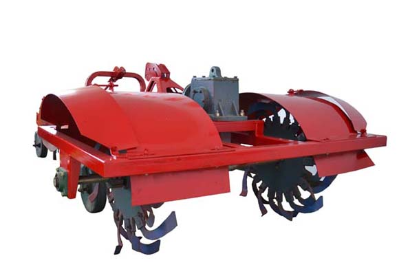 2TD-S2 Potato Soil Covering Machine