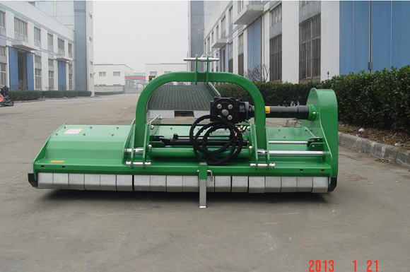 Dual-Axle Heavy Mulcher G2