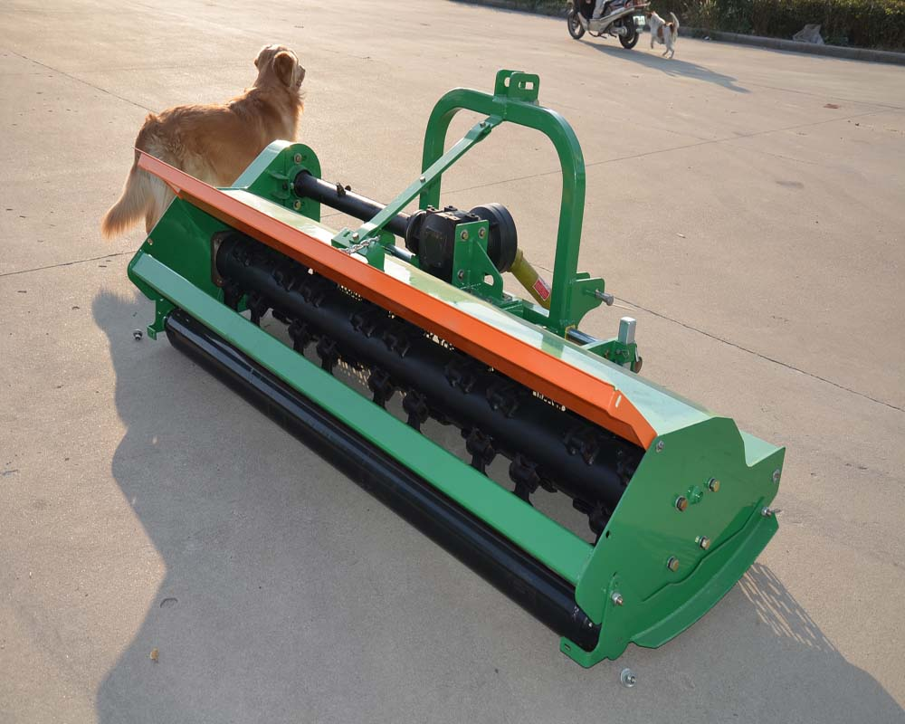 GKK Straw Mower