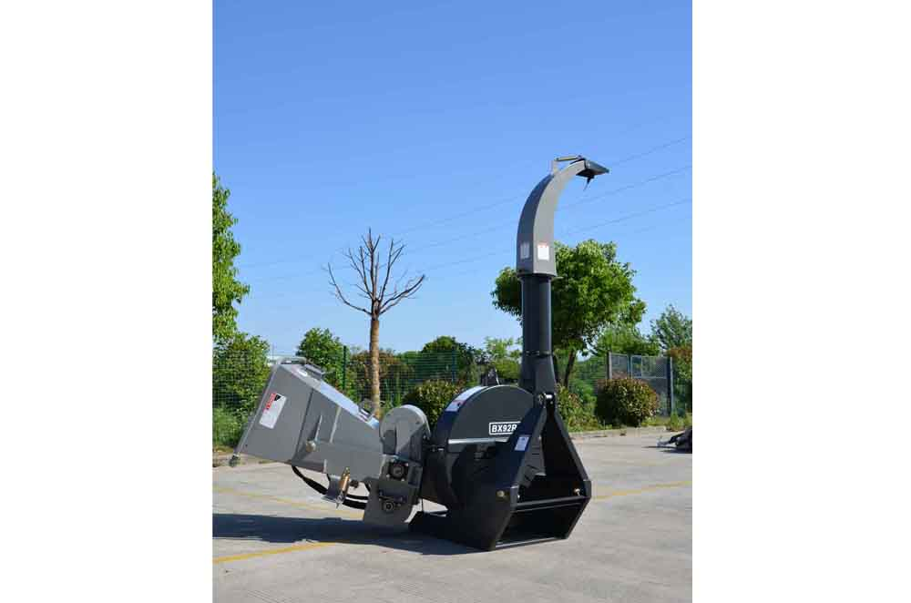 BX92R Tractor Wood Chipper