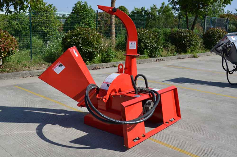 BXH42 Wood Chipper