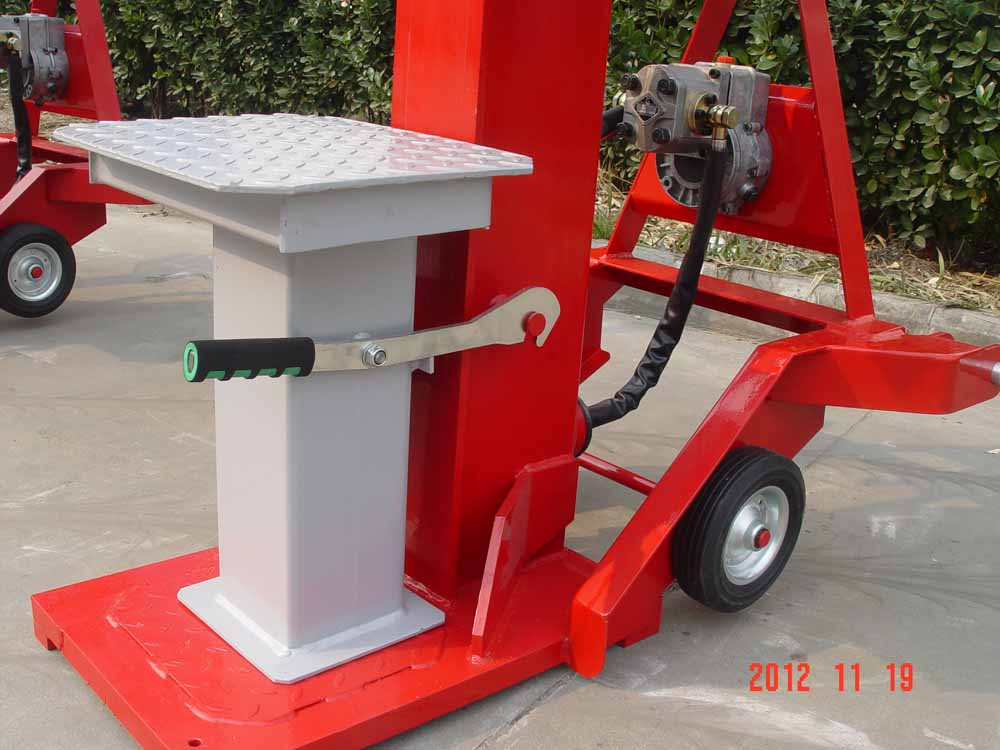 Tractor PTO Log Splitter