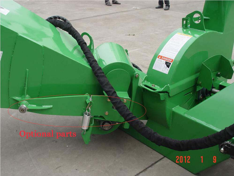 BX62R Tractor Wood Chipper