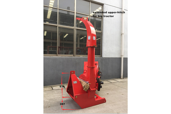 BX62S Tractor Wood Chipper