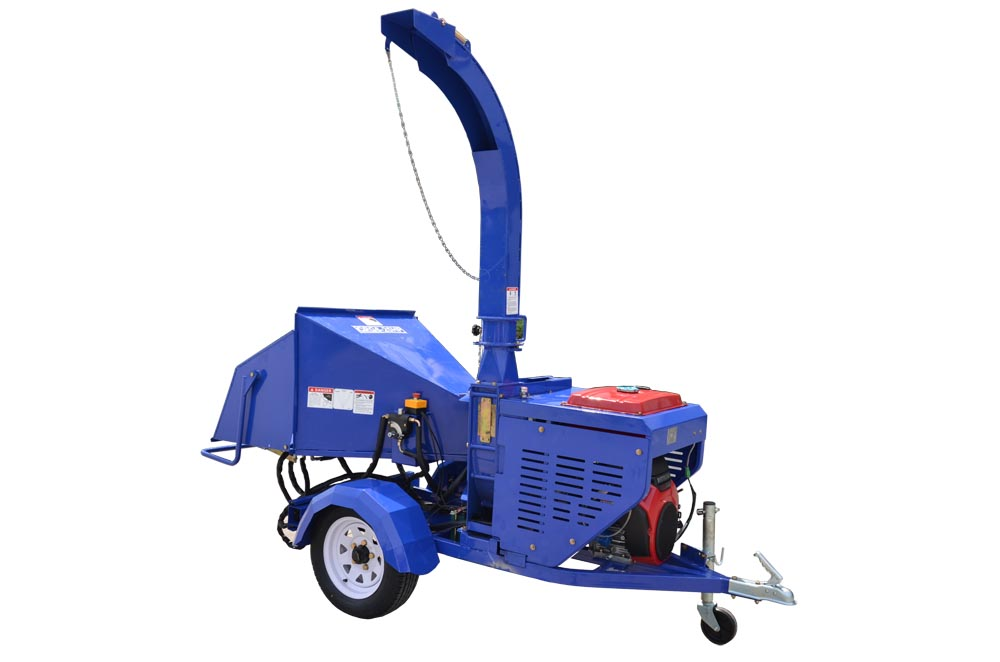 CPG6-25HP Honda Engine Wood Chipper