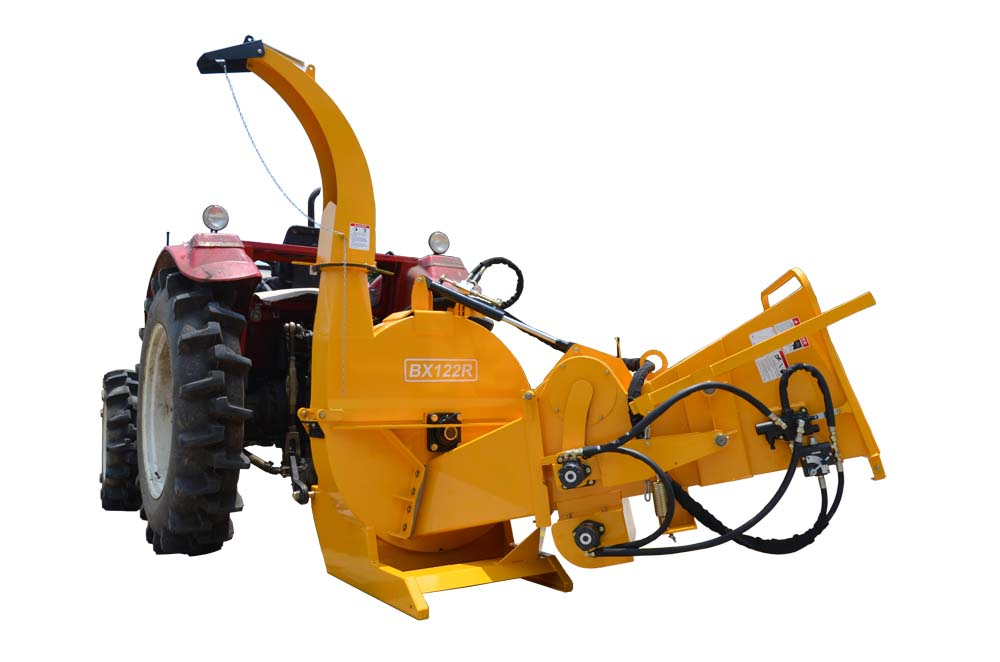 BX122RS Tractor Wood Chipper