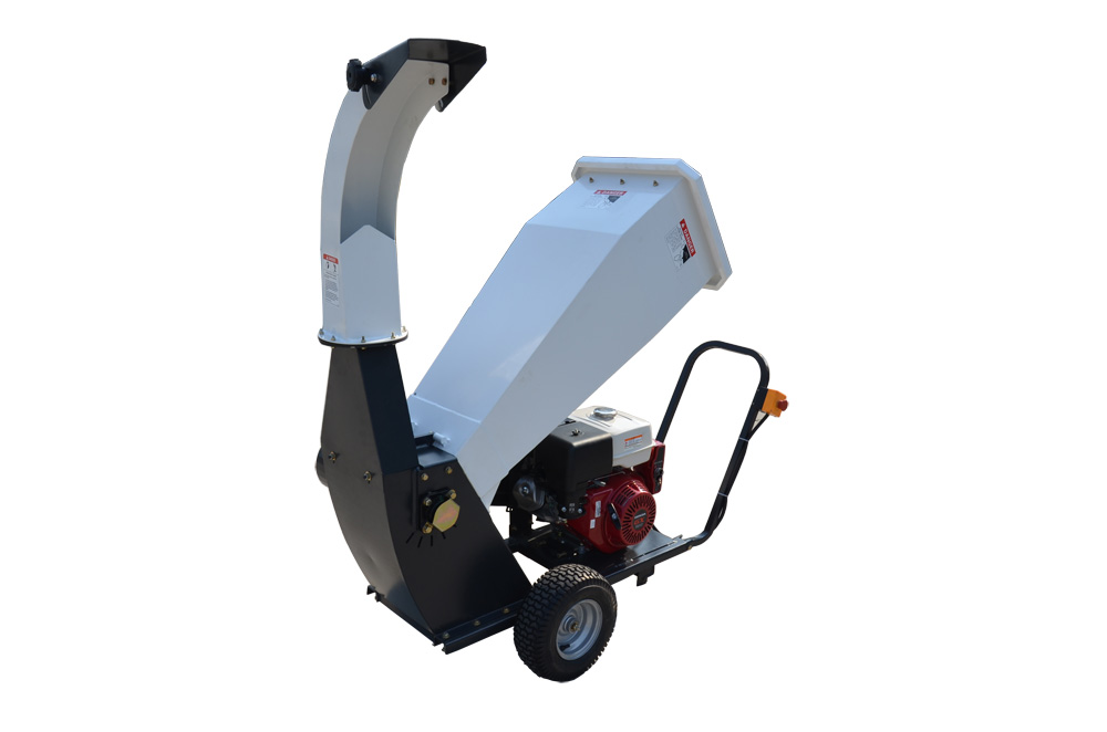 GTS-1500E Wood Chipper