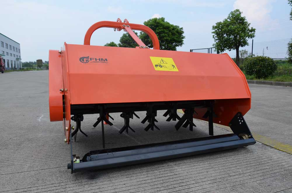 1JH-110 Potato Straw Crushing Machine