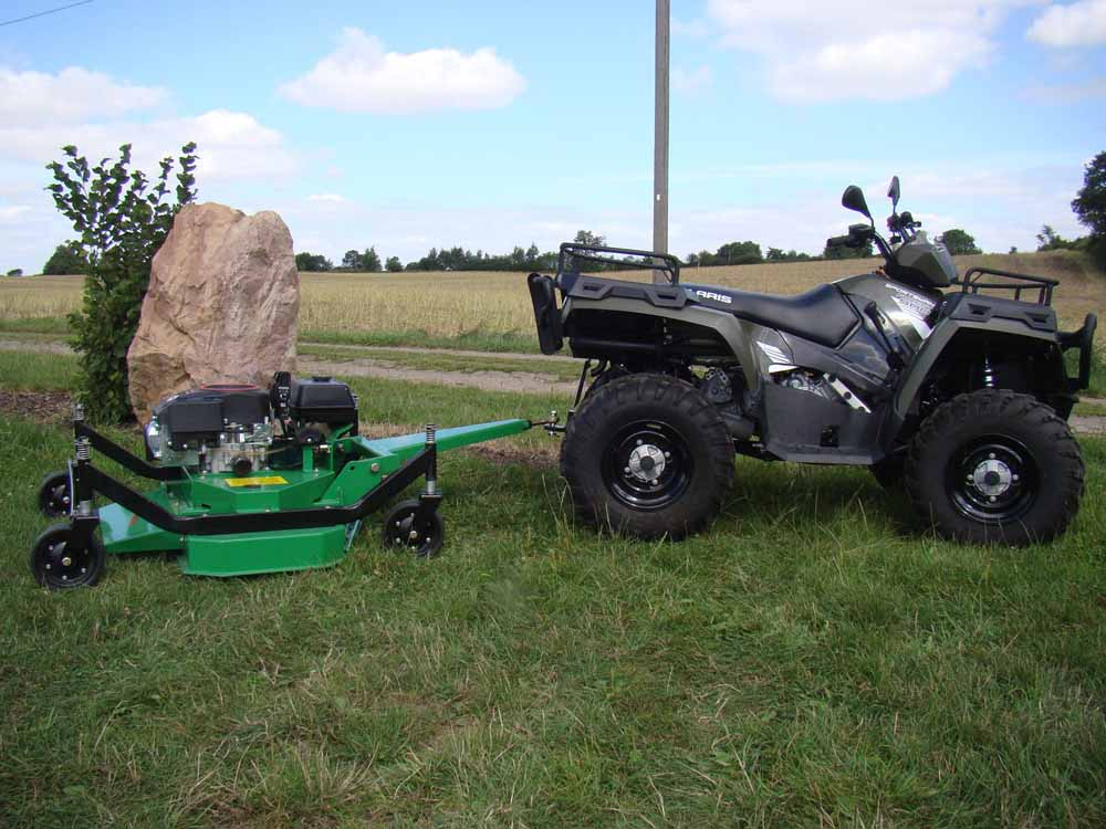 ATV Finishing Mower DMH120