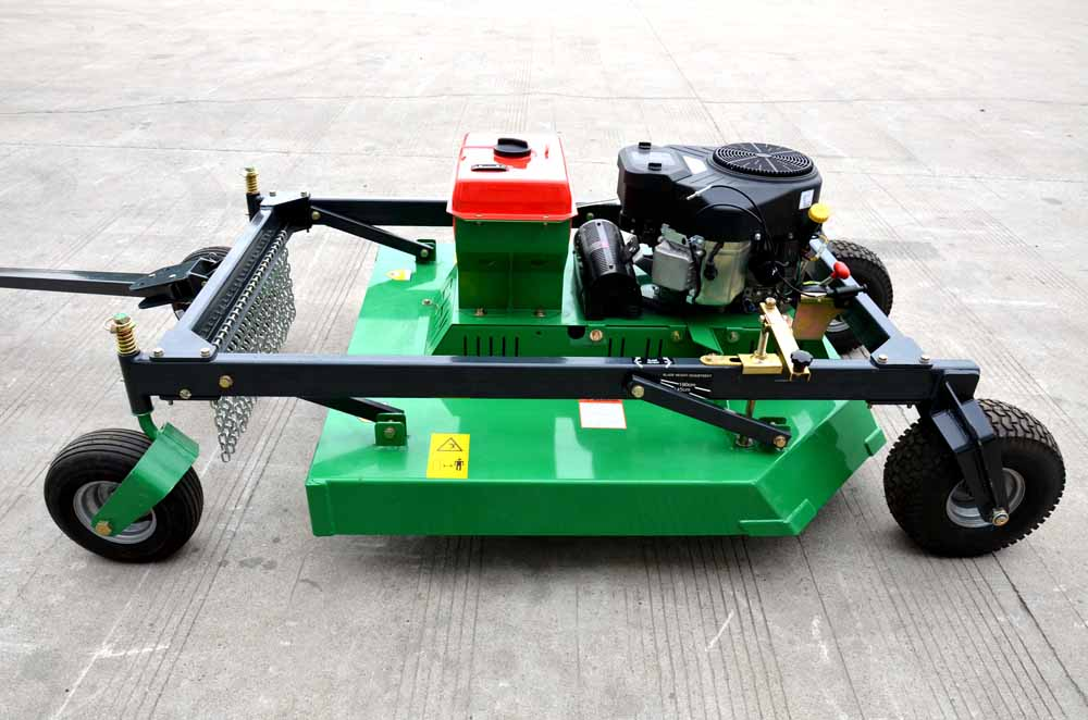 ATV attachments FIELD AND BRUSH MOWER